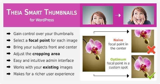 Theia Smart Thumbnails